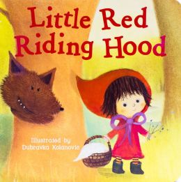 Fairytale Boarrds Little Red Riding Hood