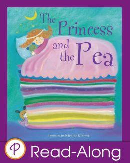 The Princess and the Pea (Parragon Fairy Tale Classics Read-Along)