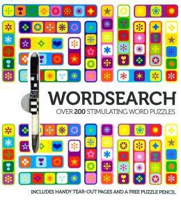 Utlmate diecut puzzle Wordsearch 4