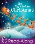 Book Cover Image. Title: The Night Before Christmas (Parragon Read-Along), Author: Clement Moore