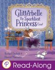 Book Cover Image. Title: Glitterbelle:  The Sparkliest Princess Ever!, Author: Rachael Duckett