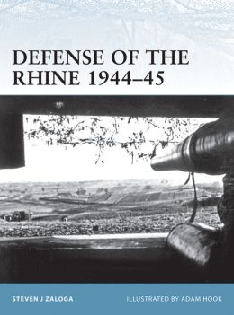 Defense of the Rhine 1944-45