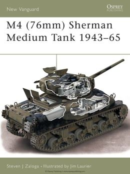 M4 (76mm) Sherman Medium Tank 1943-65