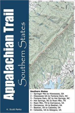 Appalachian Trail Southern States