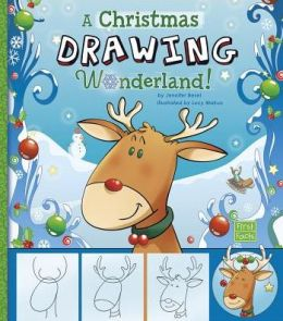 A Christmas Drawing Wonderland!