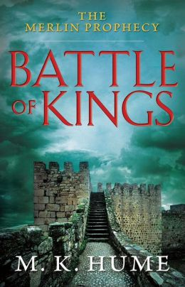 The Merlin Prophecy Book One: Battle of Kings