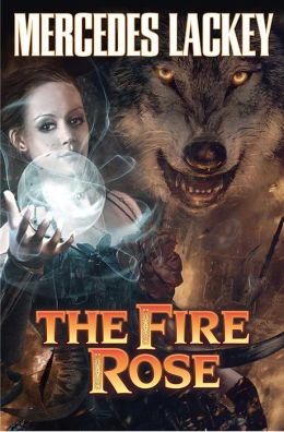 The Fire Rose (Elemental Masters Series #1)