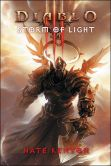 Book Cover Image. Title: Diablo III:  Storm of Light, Author: Nate Kenyon