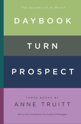 Daybook, Turn, Prospect: The Journey of an Artist
