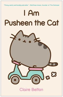 I Am Pusheen the Cat (PagePerfect NOOK Book)