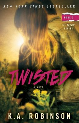 Twisted (Torn Series #2)