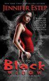 Book Cover Image. Title: Black Widow (Elemental Assassin Series #12), Author: Jennifer Estep