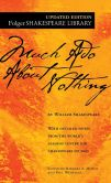 Book Cover Image. Title: Much Ado About Nothing, Author: William Shakespeare