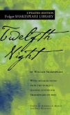 Book Cover Image. Title: Twelfth Night, Author: William Shakespeare