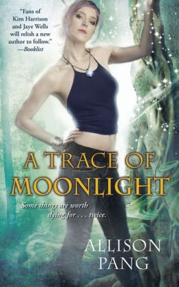 A Trace of Moonlight (Abby Sinclair Series #3)