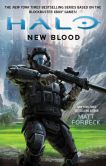 Book Cover Image. Title: Halo:  New Blood, Author: Matt Forbeck