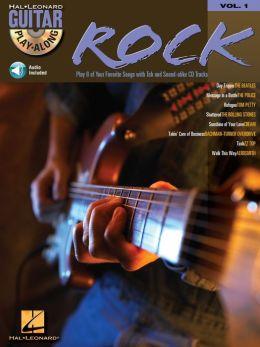 Rock: Guitar Play-Along Volume 1