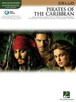 Pirates of the Caribbean (Songbook): for Cello