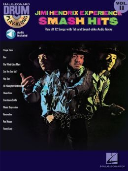 Jimi Hendrix Experience - Smash Hits (Songbook): Drum Play-Along Volume 11
