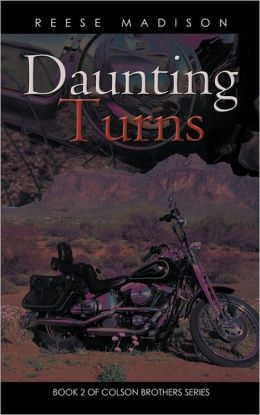 Daunting Turns: Book 2 of Colson Brothers Series
