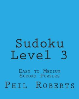 Sudoku Level 3: Easy to Medium Sudoku Puzzles