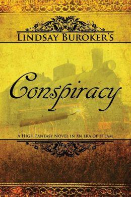 Conspiracy: The Emperor's Edge, Book 4