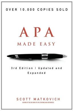 APA Made Easy