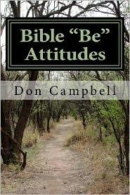 Bible Be Attitudes