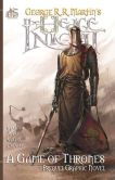 Book Cover Image. Title: The Hedge Knight:  A Game of Thrones Prequel Graphic Novel, Author: Mike S. Miller