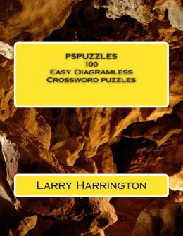 Pspuzzles 100 Easy Diagramless Crossword Puzzles