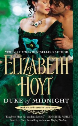 Duke of Midnight: Maiden Lane Series, Book 6