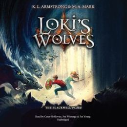 Loki's Wolves (Blackwell Pages Series #1)