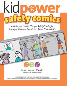 Kidpower Safety Comics: An Introduction to