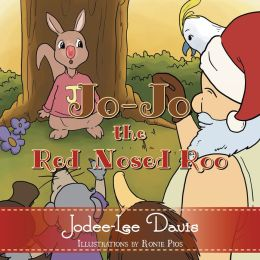 Jo-jo The Red Nosed Roo