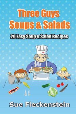 Three Guys Soups and Salads