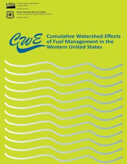 Cumulative Watershed Effects of Fuel Management in the Western United States