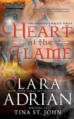Heart of the Flame: Dragon Chalice Series