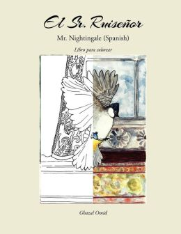 Mr. Nightingale (Companion Coloring Book - Spanish Edition)