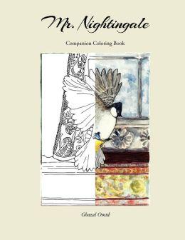 Mr. Nightingale (Companion Coloring Book)