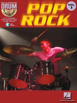 Pop/Rock (Songbook): Drum Play-Along Volume 1