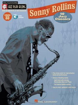 Sonny Rollins (Songbook): Jazz Play-Along Volume 33