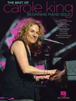 The Best of Carole King: Beginning Piano Solo