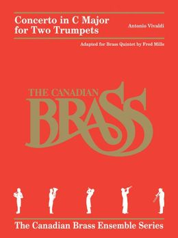 Concerto for Two Trumpets: Brass Quintet