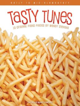 Tasty Tunes: Early to Mid-Elementary Level
