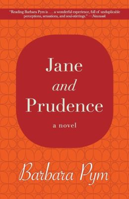 Jane and Prudence: A Novel