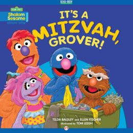 It's a Mitzvah, Grover!: Read-Aloud Edition