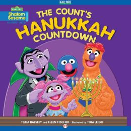 The Count's Hanukkah Countdown: Read-Aloud Edition