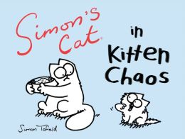 Simon's Cat in Kitten Chaos (PagePerfect NOOK Book)