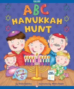 ABC Hanukkah Hunt: Read-Aloud Edition