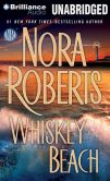 Book Cover Image. Title: Whiskey Beach, Author: Nora Roberts